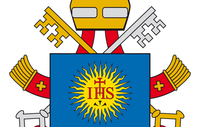 crest of pope francis