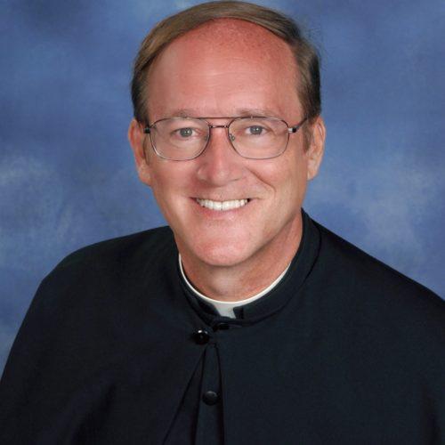 Father Ed Fride