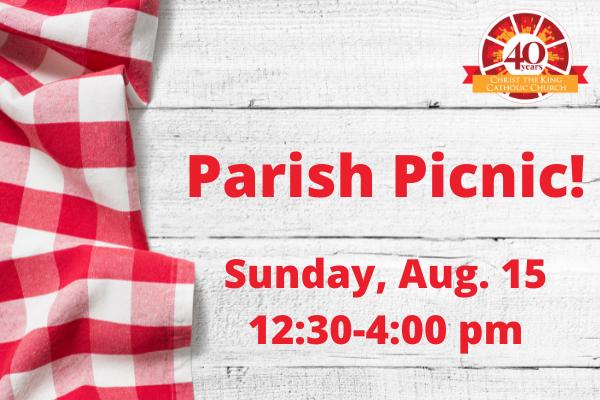 Parish Picnic, website