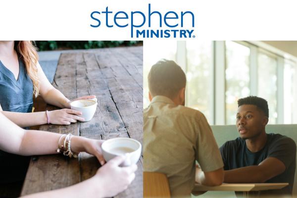 Fall 2021 Stephen Minister training, web