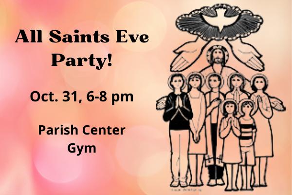 All Saints Eve Party, web, MWN